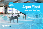 Aqua Float - The latest trend in aqua fitness – a HIIT style class on large yoga mats on the water.