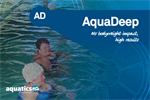 AquaDeep - Based in deep water, using a buoyancy belt to offer a weightless workout.
