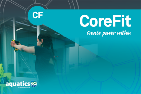 CoreFit - Treat your core to a ab blast workout to help improve core strength and stability.